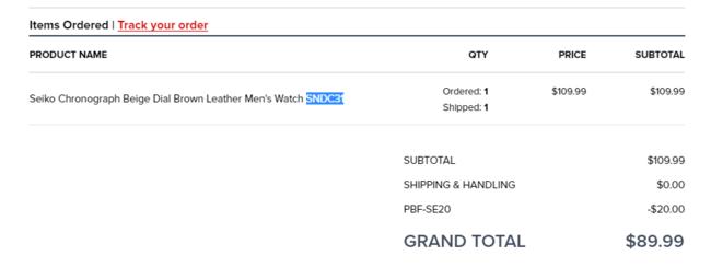 可和客服砍价?Jomashop海淘小手表 200金币晒单 买手党-买手聚集的地方