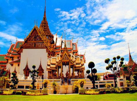 阿里旗下飞猪 全国出发到泰国曼谷六天含税机票+接机 1506元起 买手党-买手聚集的地方