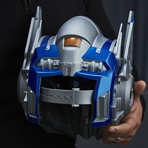 酷炫!prime会员,Transformers变形金刚 The Last Knight Optimus Prime 可变声擎天柱头盔 含税直邮到手约435元 买手党-买手聚集的地方