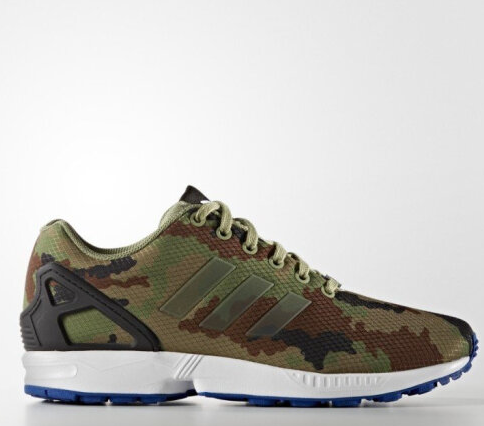 adidas阿迪达斯三叶草 ZX Flux 男子运动鞋 S32272 274元包邮 274元包邮(吊牌价699元) 买手党-买手聚集的地方