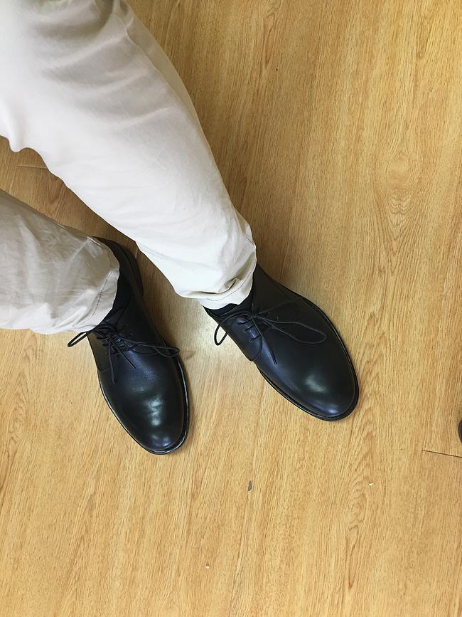 高逼格!第一次选择手工订制鞋的体验及心得 240金币晒单 买手党-买手聚集的地方