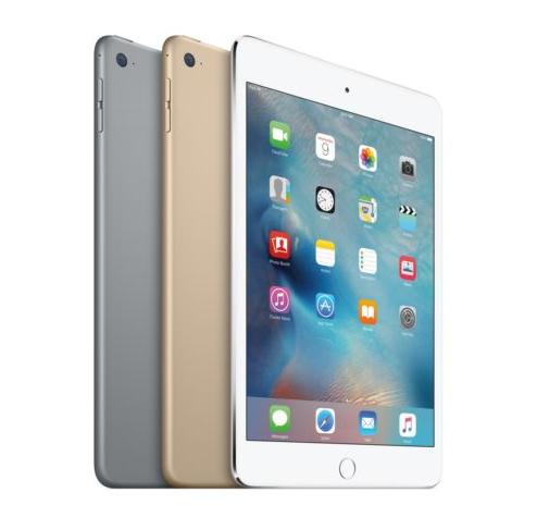 Apple iPad mini 4 7.9英寸 平板电脑 128GB 309.99美元约¥2066(京东3218元) 买手党-买手聚集的地方