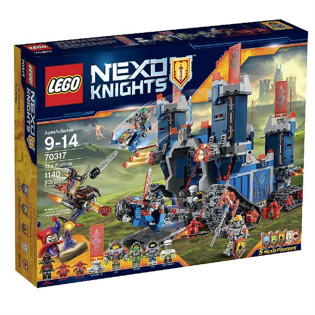 LEGO 70317 乐高未来骑士团系列移动堡垒 60美元约¥400 买手党-买手聚集的地方
