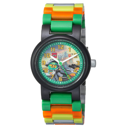 Prime会员 LEGO 乐高 8020523 未来骑士团系列 儿童手表
