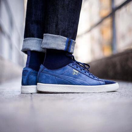 PUMA 彪马 Clyde Sock Select 男士休闲运动鞋 64.99美元约¥428(京东1521元) 买手党-买手聚集的地方