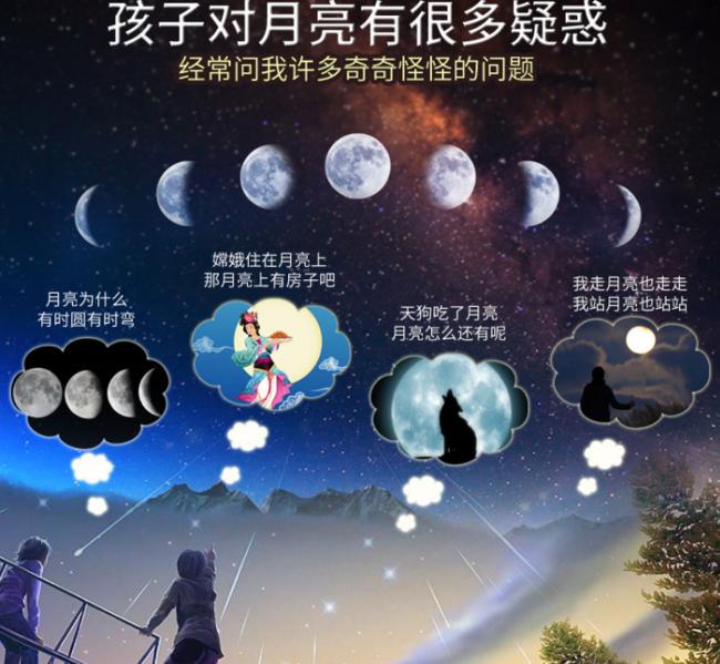 可看月球表面 星特朗 入门级天文望远镜 券后价300元包邮(上次推荐价350元) 买手党-买手聚集的地方