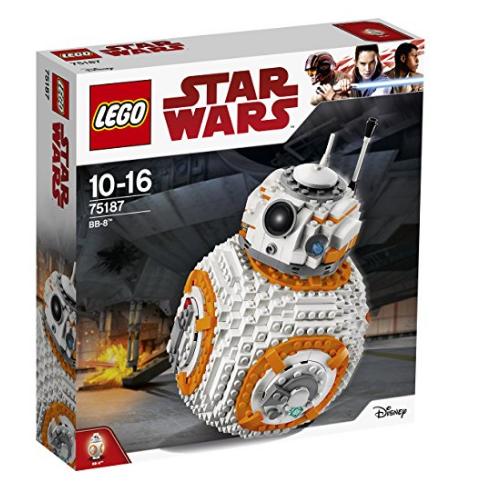 Prime会员:LEGO 乐高 Star Wars 星球大战 宇航技工机器人BB-8 免费直邮含税到手约669元(京东1199元) 买手党-买手聚集的地方