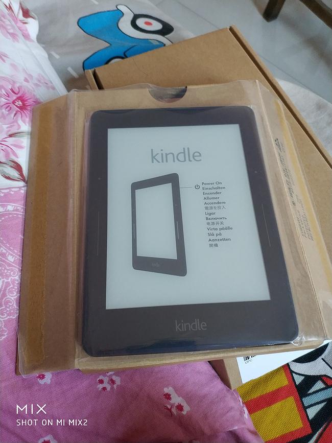 站里推荐的Kindle Voyage 电子阅读器 翻新版 270高金币晒单 买手党-买手聚集的地方
