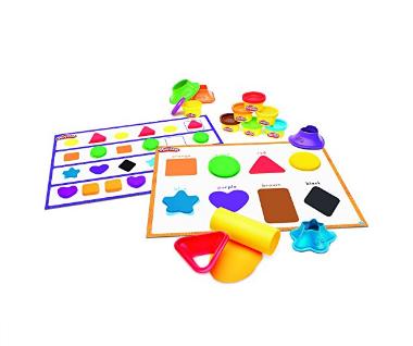 凑单品: Play-Doh 培乐多 形状和字母及语言学习彩泥玩乐套装 3.99美元约¥25 买手党-买手聚集的地方