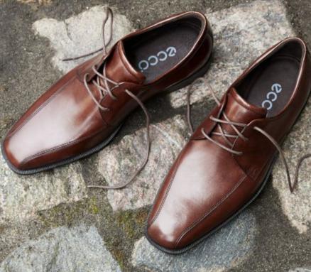 38码起: ECCO爱步 Edinburgh 男款正装皮鞋 67.5美元约¥427(原价150美元) 买手党-买手聚集的地方