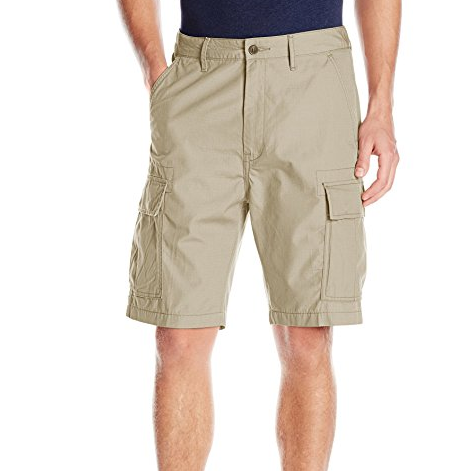 尺码齐全:Levi's 李维斯 男士 工装短裤 20美元约¥126 买手党-买手聚集的地方