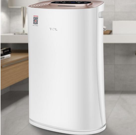 6重过滤除霾除醛+加湿:TCL  空气净化器 TKJ300F-S103 584.1元包邮 (之前推荐799元) 买手党-买手聚集的地方