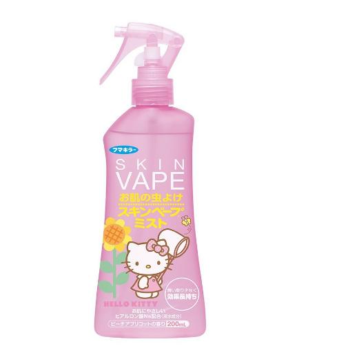 海淘爆款、母嬰可用:VAPE 未來 驅蚊噴霧 200mlx3件