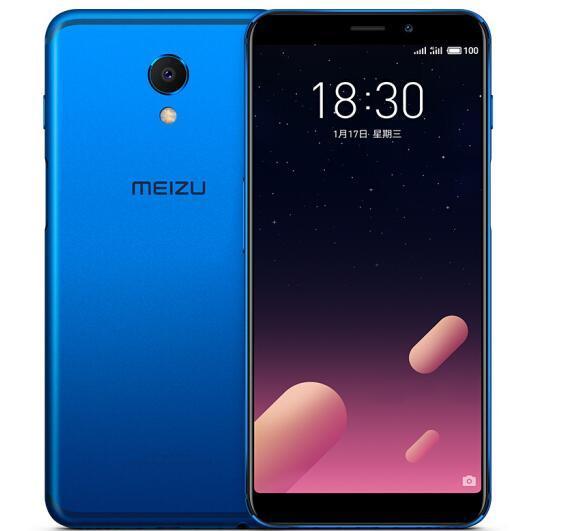 MEIZU 魅族  魅蓝 S6 智能手机 淡钴蓝 64GB 1099元 买手党-买手聚集的地方
