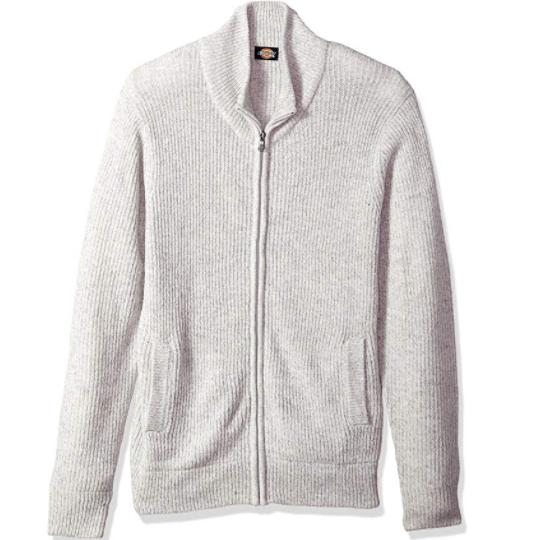 Dickies 帝客 Shaker Mock 男士全拉链羊毛混纺毛衣 9.24美元约¥63 买手党-买手聚集的地方