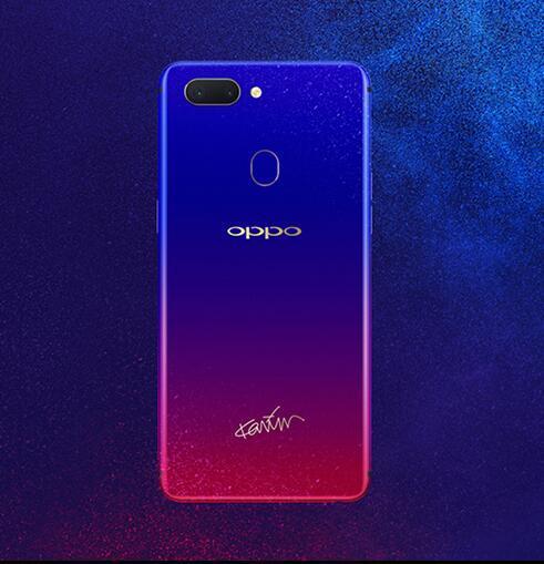 0点: OPPO 欧珀 R15 智能手机 4GB+128GB 星空紫 2249元包邮 买手党-买手聚集的地方