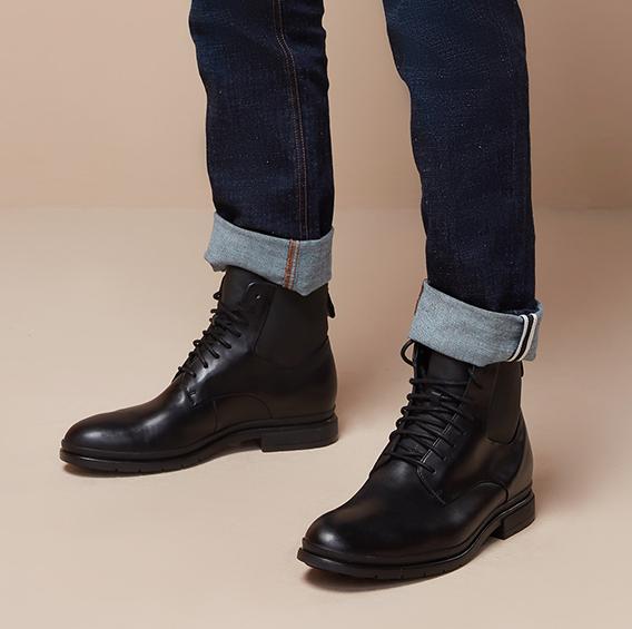 双11预售:Clarks 其乐 18新款 男士皮靴 649元 需50元定金  买手党-买手聚集的地方