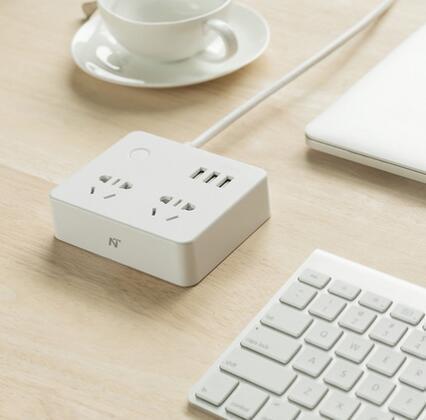网易智造 小方盒智能插线板 Pro版 46.6元 买手党-买手聚集的地方