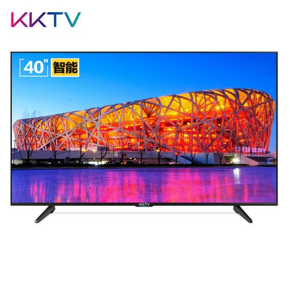 11日0点: KKTV K40 液晶电视 40英寸 999元包邮 买手党-买手聚集的地方