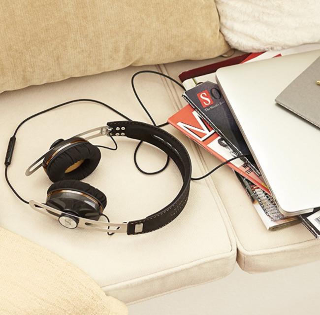 Sennheiser 森海塞尔 MOMENTUM On-Ear i 小馒头2代 头戴式立体声耳机 苹果版 prime会员凑单直邮含税到手约628元 买手党-买手聚集的地方