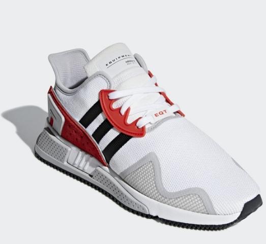 25日搶購,2018年專柜款!adidas 阿迪達斯 三葉草 EQT Cushion Adv 中性 經典鞋BB7180 券后529元包郵(專柜價1299元) 買手黨-買手聚集的地方