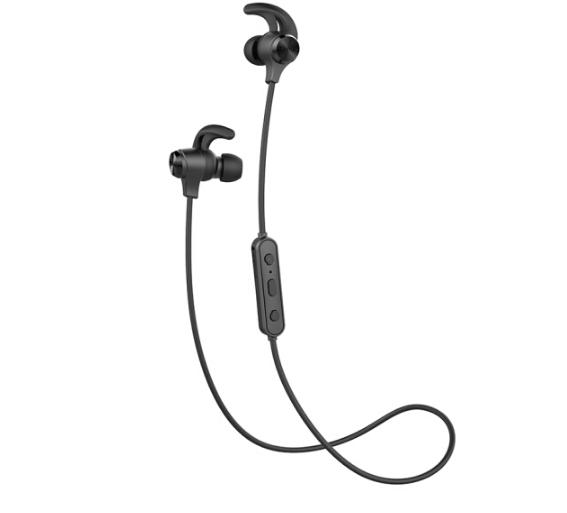 狂甩不掉+蓝牙4.1!Edifier漫步者 W280BT 磁吸入耳式蓝牙线控耳机 黑色 Plus价109元包邮 买手党-买手聚集的地方