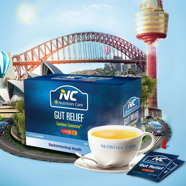 13点开始:澳洲进口 14袋x5g NC 便携小包养胃粉 券后89元包邮(长期179元) 买手党-买手聚集的地方
