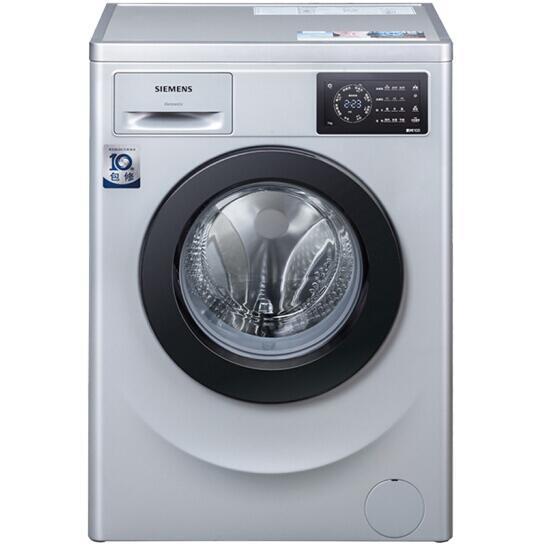 SIEMENS 西门子 WM10L2687W 7公斤 变频 滚筒洗衣机 1999元包邮 买手党-买手聚集的地方