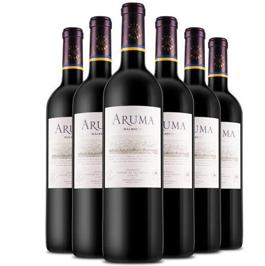 拉菲爱汝干红葡萄酒 750ml*6整箱装 1088元(长期1388元) 买手党-买手聚集的地方
