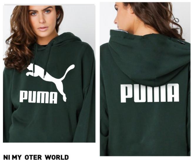 4.9分:Puma 彪马 情侣款连帽卫衣 券后109元包邮 买手党-买手聚集的地方