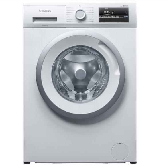 bldc+iSensoric智感:Siemens 西门子 8公斤 滚筒洗衣机XQG80-WM12N1600W 券后2949元包邮(天猫类似款3399元) 买手党-买手聚集的地方