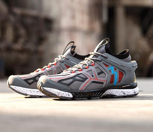 361度 X staple design联名款 Quikfoam 671916750 男士休闲鞋 400元包邮(吊牌599元) 买手党-买手聚集的地方