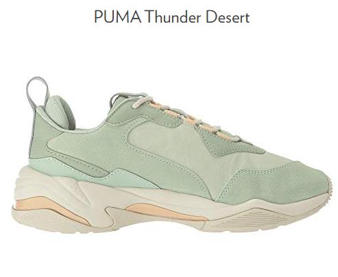 潮鞋,PUMA Thunder Desert 女士老爹鞋 65美元约¥441 买手党-买手聚集的地方