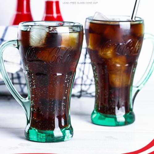 可口可乐正版授权,Libbey 利比 无铅 玻璃杯429ml 券后19元包邮(专柜90元)