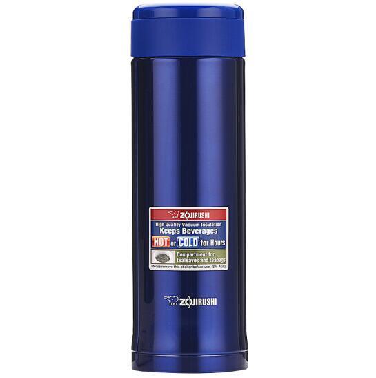 象印 SM-AGE50 不锈钢真空保温杯 500mlx2件 通透蓝色 250.8元包邮 买手党-买手聚集的地方