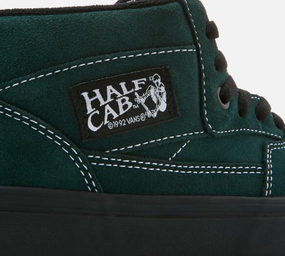 VANS 范斯 Anaheim Factory 33DXHalf Cab 男士休闲鞋 42英镑约¥371(原价60英镑) 买手党-买手聚集的地方