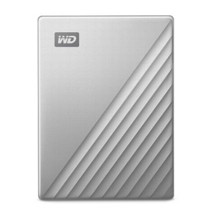 0点 历史低价: WD 西部数据 My Passport Ultra 2.5英寸 移动硬盘 Type-C精英版 4TB 999元包邮,送50元E卡和硬盘包 买手党-买手聚集的地方