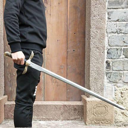 刺客信条 阿泰尔之剑 88cm 券后44元包邮 买手党-买手聚集的地方