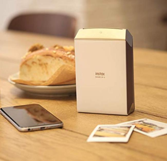 小编同款,Fujifilm INSTAX SHARE SP-2 便携照片打印机 80美元约¥537(新蛋中国899元) 买手党-买手聚集的地方