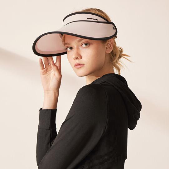 95%的紫外线阻隔:蕉下 大沿防紫外线遮阳帽UPF50+ 券后99元包邮(京东179)