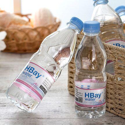 新西兰原装,HBay 纽湾 饮用矿泉水 500mlx24瓶 58元包邮 买手党-买手聚集的地方