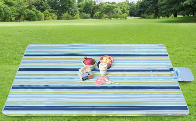 防潮不吸水:蓓安适 户外野餐垫145x200cm 券后34.8元包邮 买手党-买手聚集的地方