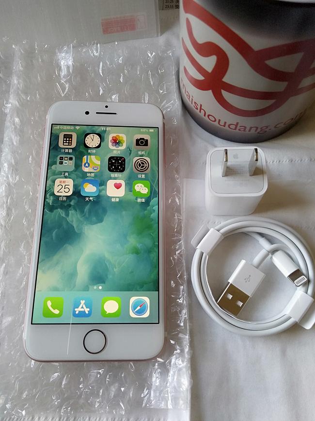 美日版 解锁版 iPhone 7 128g 95新 团购到货晒单 150金币晒单 买手党-买手聚集的地方