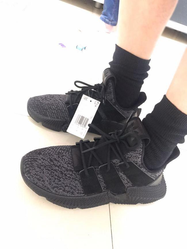 国内1099元!值哭!ebay入手三倍差价的阿迪prophere系列跑鞋 160金币晒单 买手党-买手聚集的地方