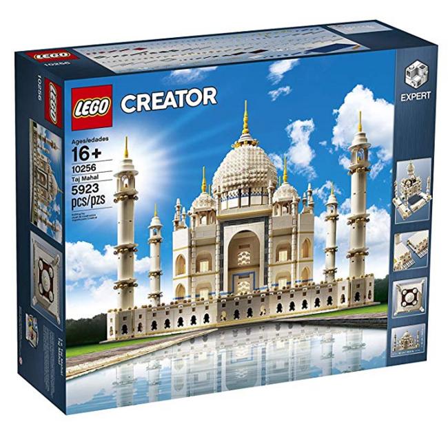 LEGO 乐高 Creator系列 泰姬陵 Taj Mahal 10256 2200元包邮 买手党-买手聚集的地方