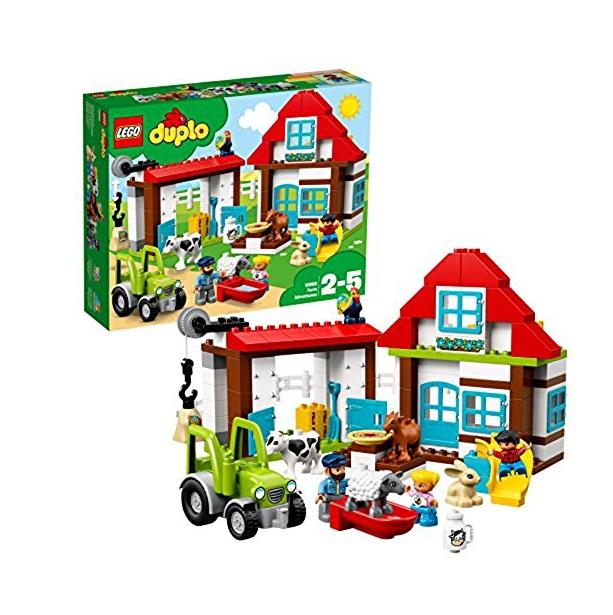 LEGO 乐高 得宝系列 乐趣开心农场10869 358元包邮 买手党-买手聚集的地方