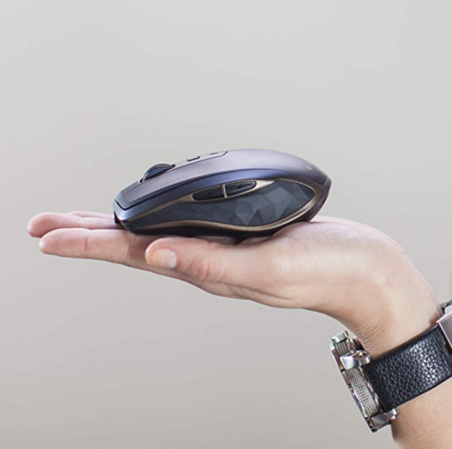 PrimeDay、几乎适用所有平面:Logitech罗技 MX Anywhere 2 无线鼠标 prime会员226.9元包邮含税(天猫399元) 买手党-买手聚集的地方