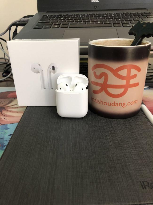 第一次购买airpods:苹果Airpods 二代晒单 100金币晒单 变色杯额外奖励20% 买手党-买手聚集的地方