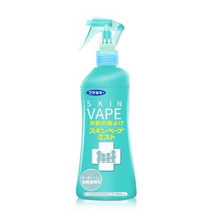 海淘爆款,夏季必备:VAPE 未来 驱蚊液 粉色 200mlx3件