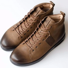 限41码:ECCO 男士 Corksphere 1 高帮运动鞋 Prime会员556元(天猫2199元) 买手党-买手聚集的地方